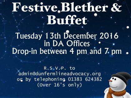Festive Blether 2016